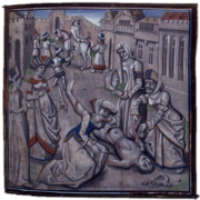 Death of andronic I