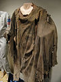 "Debbie Reynolds Auction - Charlton Heston ""Col George Taylor"" primitive robe of rags from ""Planet of the Apes"" (5852145450).jpg"