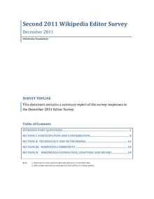 December 2011 Wikipedia Editor Survey topline.pdf