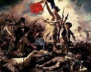 Delacroix - La liberte