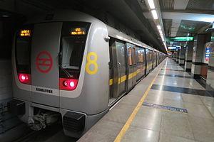 Delhi Metro - Yellow Line