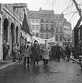 Demonstraties in Luik tegen de Eenheidswet, demonstranten Luik, Bestanddeelnr 911-9351.jpg