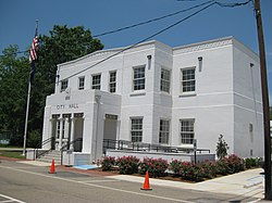 Old Denham Springs City Hall