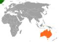 Denmark Australia Locator.png