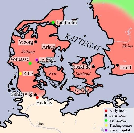 Denmark vikings 3