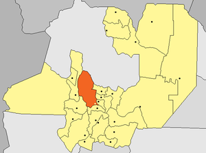 Rosario de Lerma - Image: Departamento Rosario de Lerma (Salta Argentina)