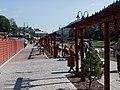 Deptak w Szczawnicy - Walking path in Szczawnica - panoramio.jpg
