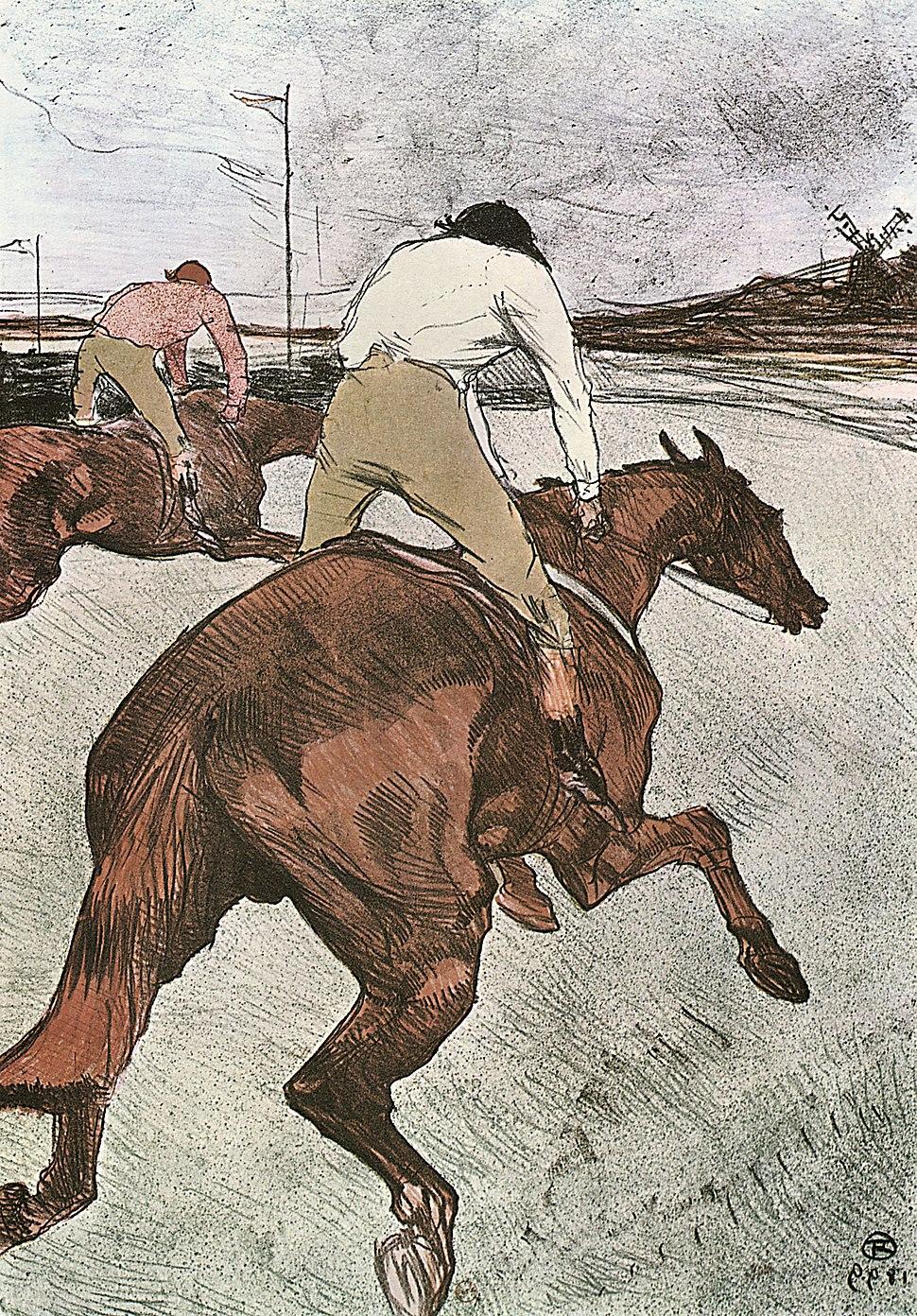 Der Jockey