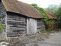 Derelict barn at Holmbush Manor Farm - geograph.org.uk - 1492674.jpg
