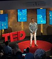 Derrius Quarles at TED Headquarters.jpg