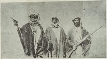 الدوله السعوديه الاولى والثانيه والثالثه 220px-Dhaidan_ibn_Hathlin