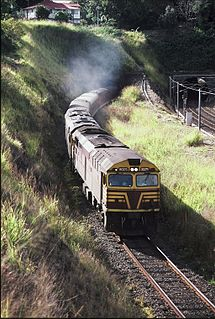 Sydney–Brisbane rail corridor