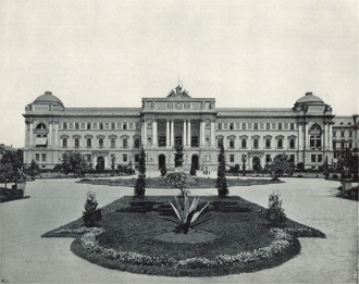 Diet of Galicia and Lodomeria - The seat of the Diet of Galicia from 1881–1918, currently owned by Lviv University