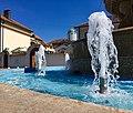 Dio manastira Sv. Vasilija Ostroškog, Bijeljina. Predivna fotografija.jpg