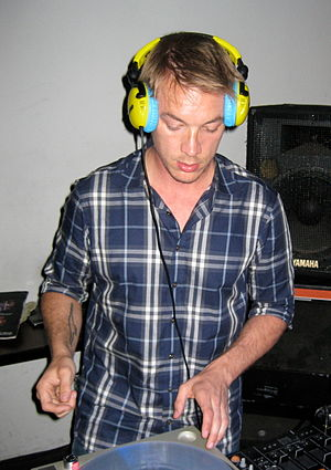 Radio 1 Madonna controversy - Image: Diplo at Soundlab Buffalo 2009 2 cropped