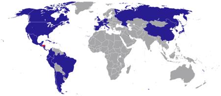 List of diplomatic missions of Honduras Wikipedia