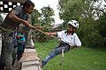 Disaster Management - Survival Programme - Summer Camp - Nisana Foundation - Sibpur BE College Model High School - Howrah 2013-06-09 9939.JPG