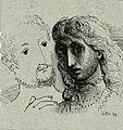 Disegno per copertina di libretto, disegno di Peter Hoffer per Lucia di Lammermoor (1954) - Archivio Storico Ricordi ICON012449.jpg