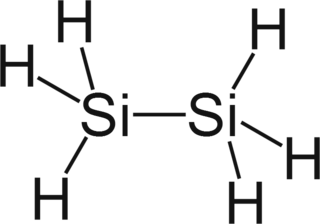 Binary silicon-hydrogen compounds saturated silicon hydrides, analogues of the alkanes; i.e. compounds of the general formula SiₙH₂ₙ₊₂