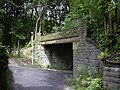 Disused Railway Bridge - geograph.org.uk - 958819.jpg