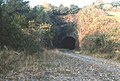 Disused railway tunnel entrance - geograph.org.uk - 73441.jpg