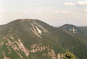 Dix Mountain - Image: Dix and Hough seen from Nippletop