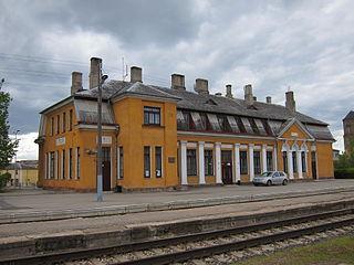 Dobele Station