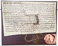 Document of Andrew II of Hungary mentioning the settlement of Kokat from 1215 (copy).jpg
