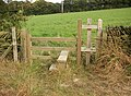 Dog gate, Farnley Tyas - geograph.org.uk - 564932.jpg