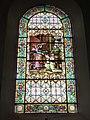 Dohem (Pas-de-Calais, Fr) église Saint-Omer vitrail 06.JPG