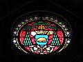 Dol-de-Bretagne (35) Cathédrale Saint-Samson Armes de Mgr Jean-François Dondel.jpg