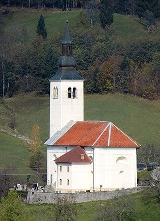 Dolenji Novaki - Saint Thomas's Church