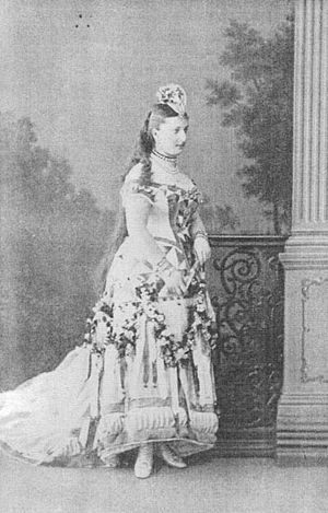 Catherine Dolgorukov - Catherine, ca. 1866