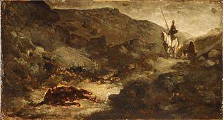 Don Quixote and the Dead Mule