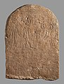 Donation Stela of Osorkon I dated to year 6 MET DP-12500-003.jpg