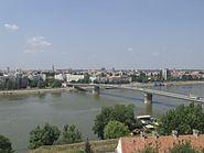 Donau bei Novi Sad