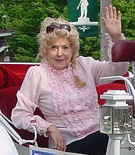 Donna Douglas in June 2007.