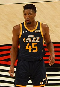 Image illustrative de l'article Donovan Mitchell