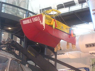 Double Eagle II - Double Eagle II Gondola