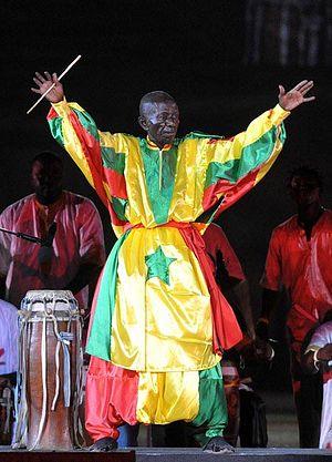 Doudou N'Diaye Rose - Doudou Ndiaye Rose, 2014