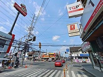 Rosario, Batangas - Downtown area