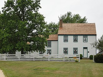 Samuel Mudd - Dr. Samuel Mudd House known as St. Catherine now preserved as a museum