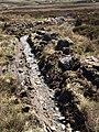 Drainage ditch, Hazel Burn - geograph.org.uk - 422208.jpg