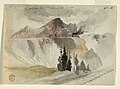 Drawing, Chama Below the Summit, 1892 (CH 18189731).jpg