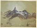 Drawing, Index Peak, Clark's Fork, Wyoming, 1892 (CH 18189873).jpg