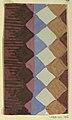 Drawing, Textile Design- Säge (Saw), 1910–17 (CH 18631373).jpg