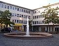 Dresden Springbrunnen Falkenbrunnen.JPG