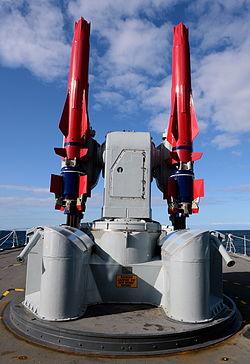 Drill Sea Dart Missiles Onboard HMS Edinburgh MOD 45153846.jpg