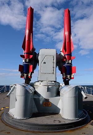 Sea Dart - Image: Drill Sea Dart Missiles Onboard HMS Edinburgh MOD 45153846