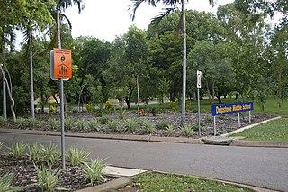 Suburb of Darwin, the Northern Territory, Australia